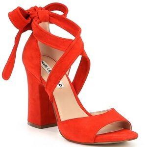 "NWT KARL LAGERFELD ""racha"" heels"